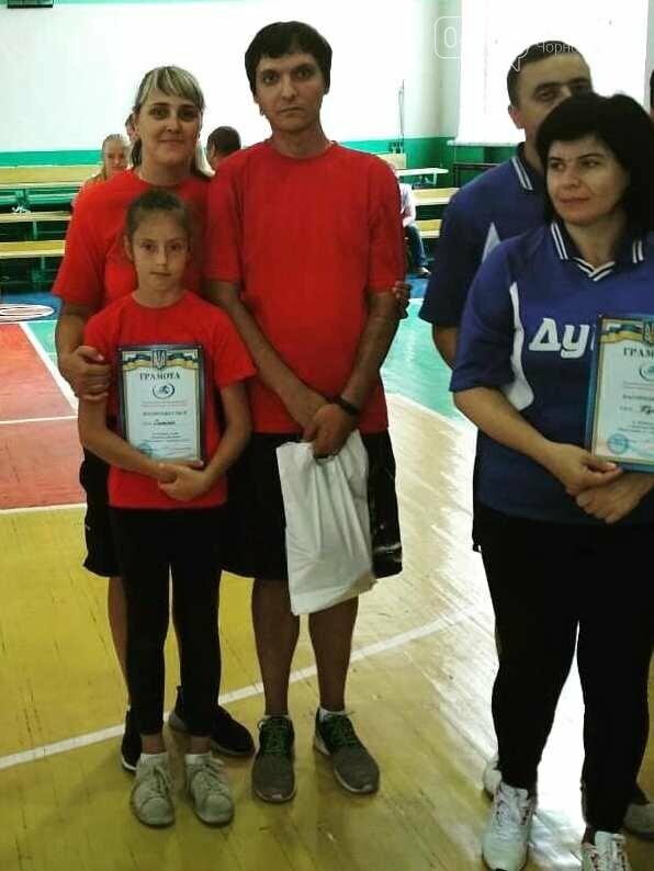 Семья из Черноморска приняла участие в областном фестивале «Папа, мама, я – спортивная семья», фото-1