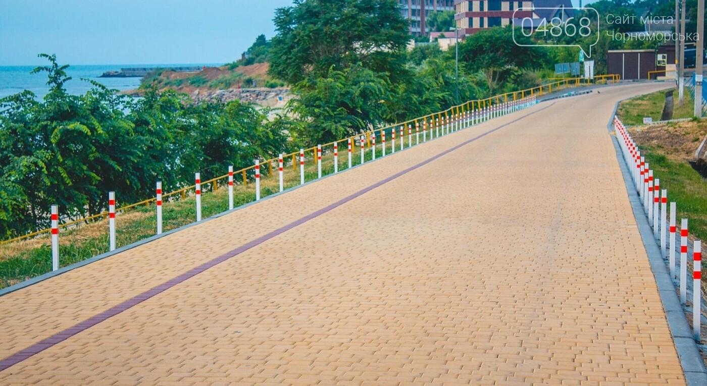 Песок на Центральном пляже Черноморска ежедневно чистят и просеивают, фото-12