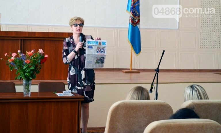 В Черноморске в пятый раз стартовал Лагерь лидеров, фото-11