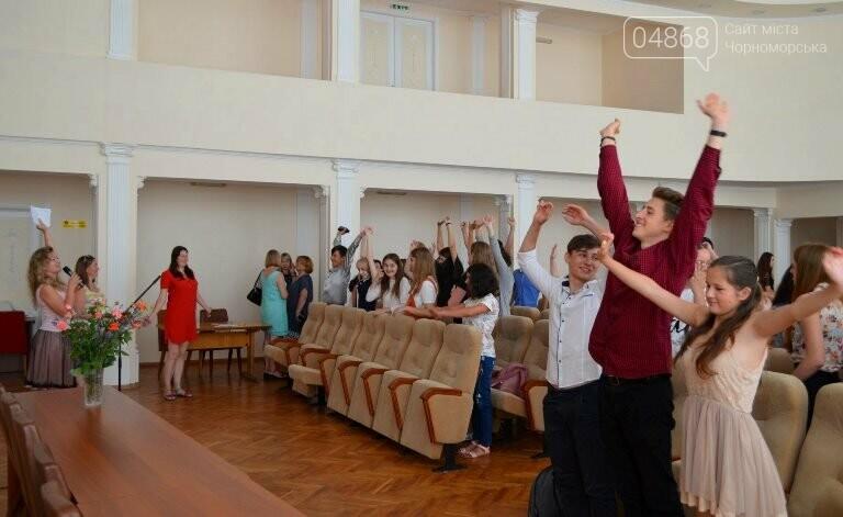 В Черноморске в пятый раз стартовал Лагерь лидеров, фото-9