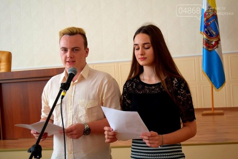 В Черноморске в пятый раз стартовал Лагерь лидеров, фото-3