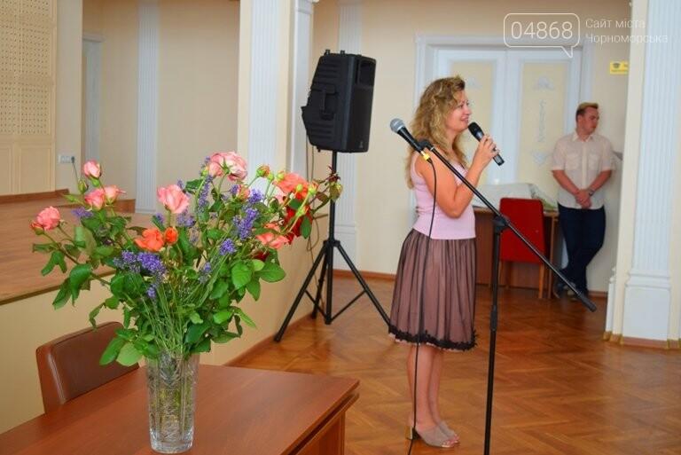 В Черноморске в пятый раз стартовал Лагерь лидеров, фото-5