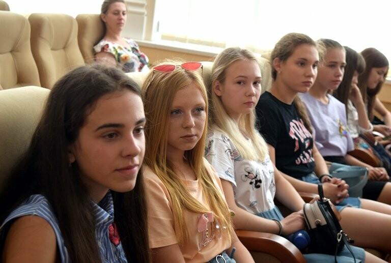 В Черноморске в пятый раз стартовал Лагерь лидеров, фото-17