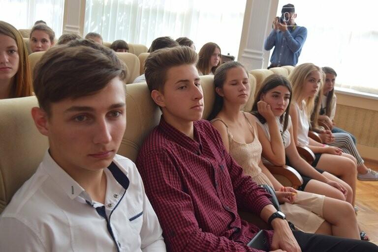 В Черноморске в пятый раз стартовал Лагерь лидеров, фото-21