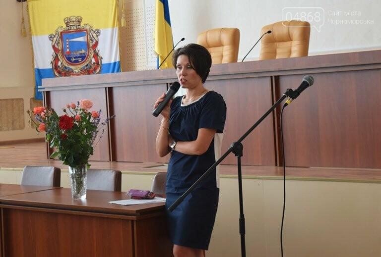 В Черноморске в пятый раз стартовал Лагерь лидеров, фото-6