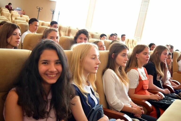 В Черноморске в пятый раз стартовал Лагерь лидеров, фото-19