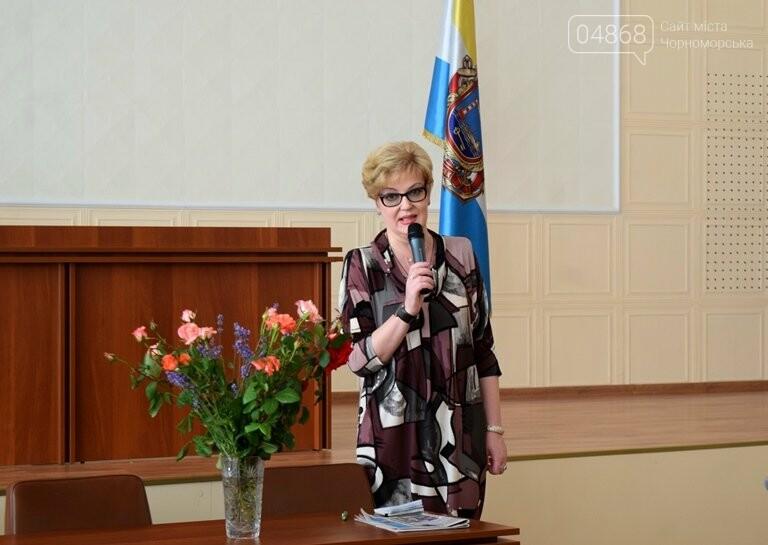 В Черноморске в пятый раз стартовал Лагерь лидеров, фото-20
