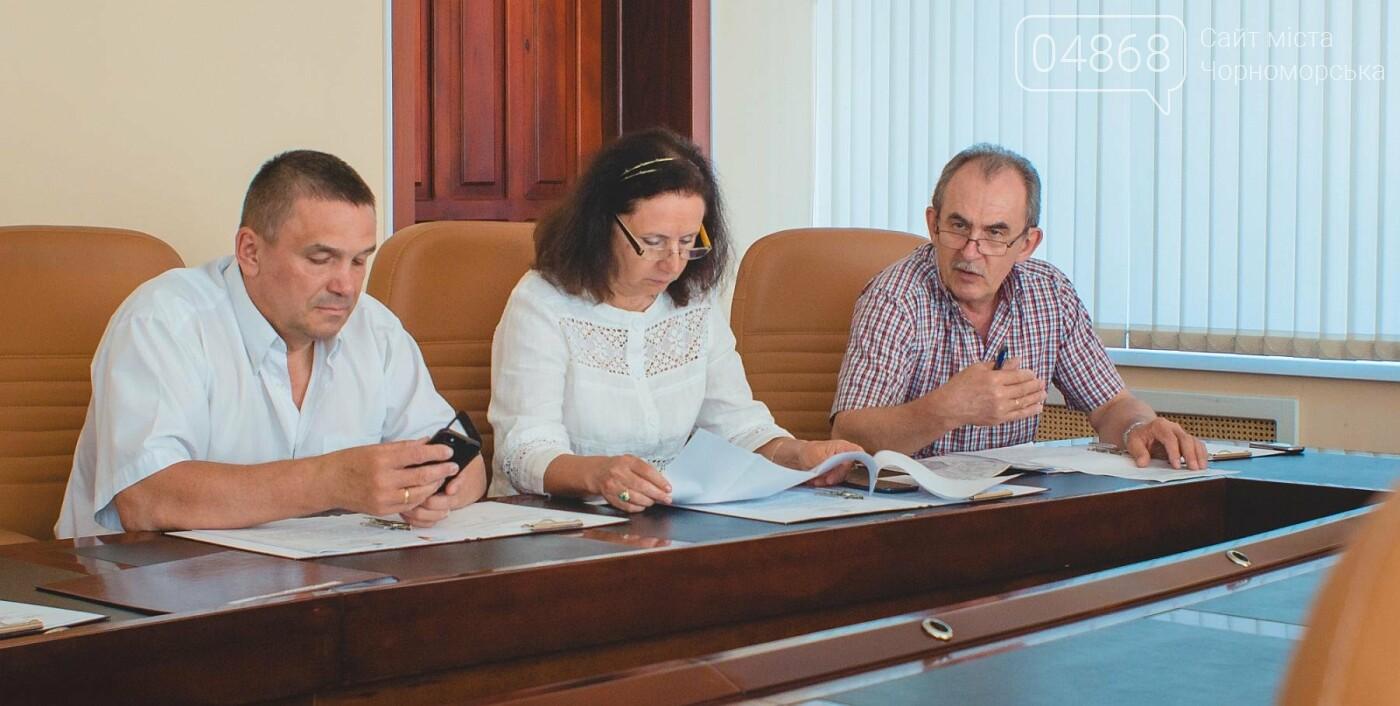 В Черноморске скорректировали схему размещения торговых точек, фото-2