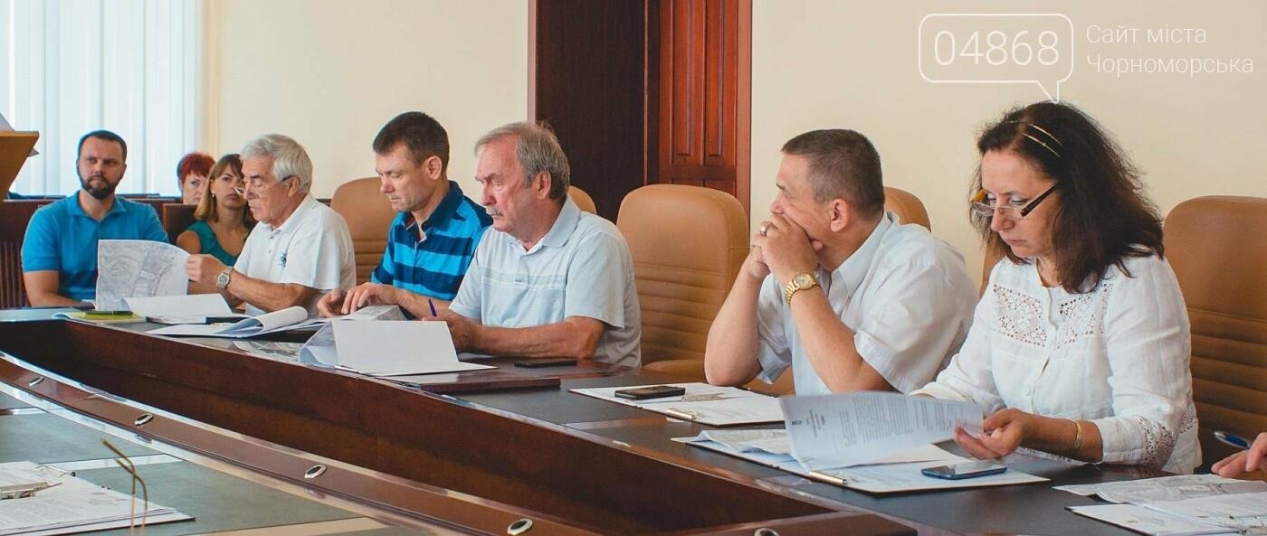 В Черноморске скорректировали схему размещения торговых точек, фото-3