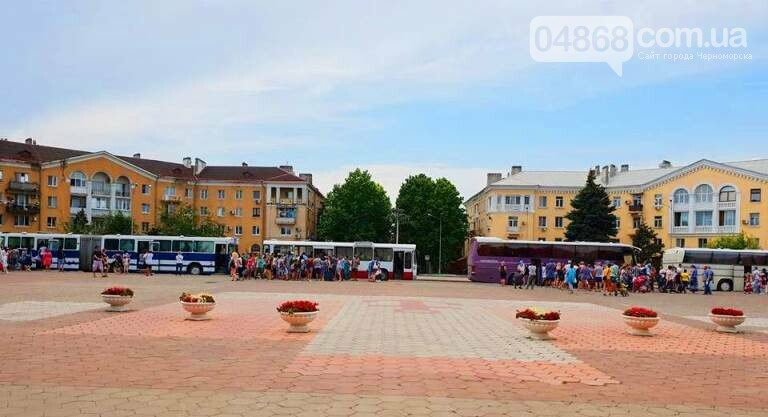 Летние лагеря Черноморска: коротко о главном, фото-9