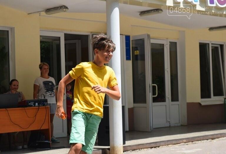 Летние лагеря Черноморска: коротко о главном, фото-10