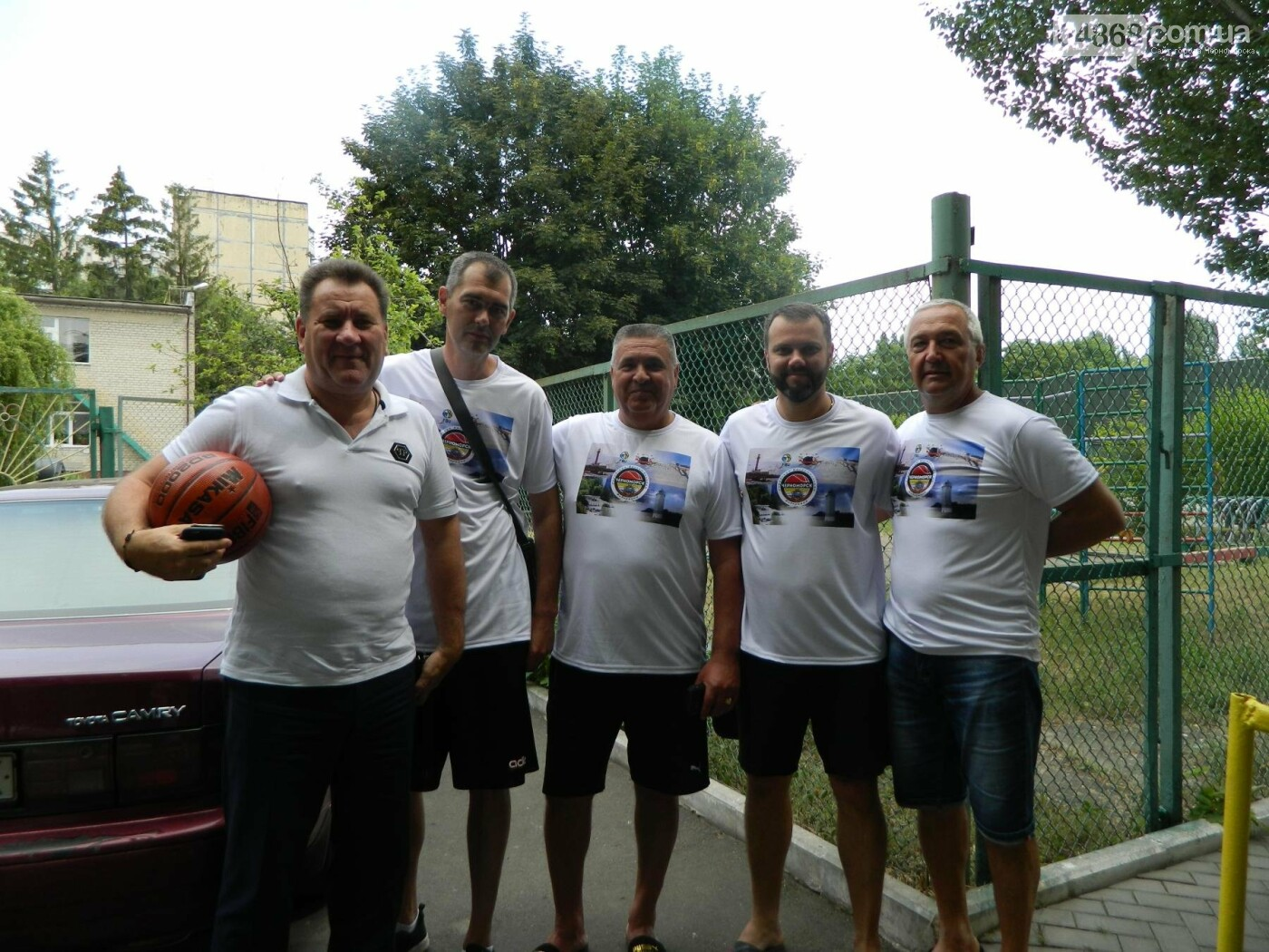 Баскетболу в Черноморске - «В добрый час!», фото-9