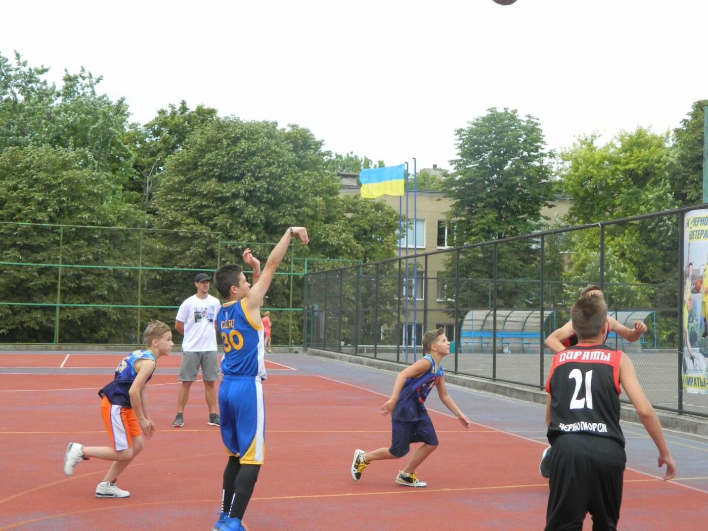 Баскетболу в Черноморске - «В добрый час!», фото-6