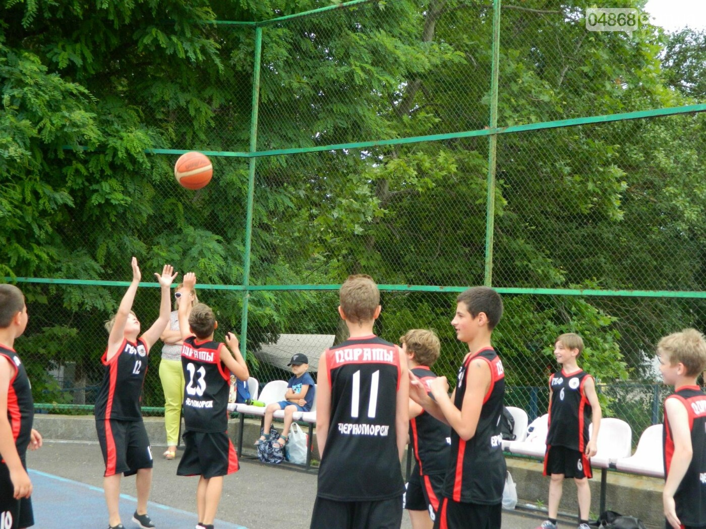 Баскетболу в Черноморске - «В добрый час!», фото-7