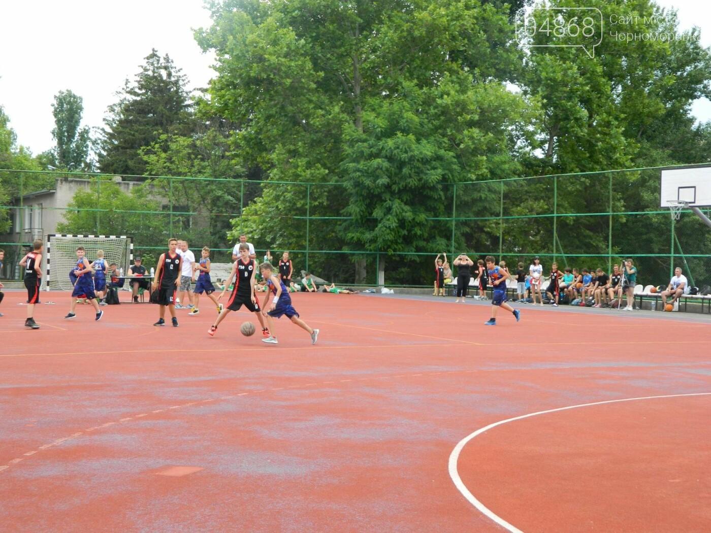 Баскетболу в Черноморске - «В добрый час!», фото-17