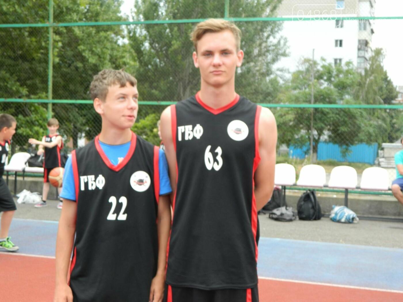 Баскетболу в Черноморске - «В добрый час!», фото-15