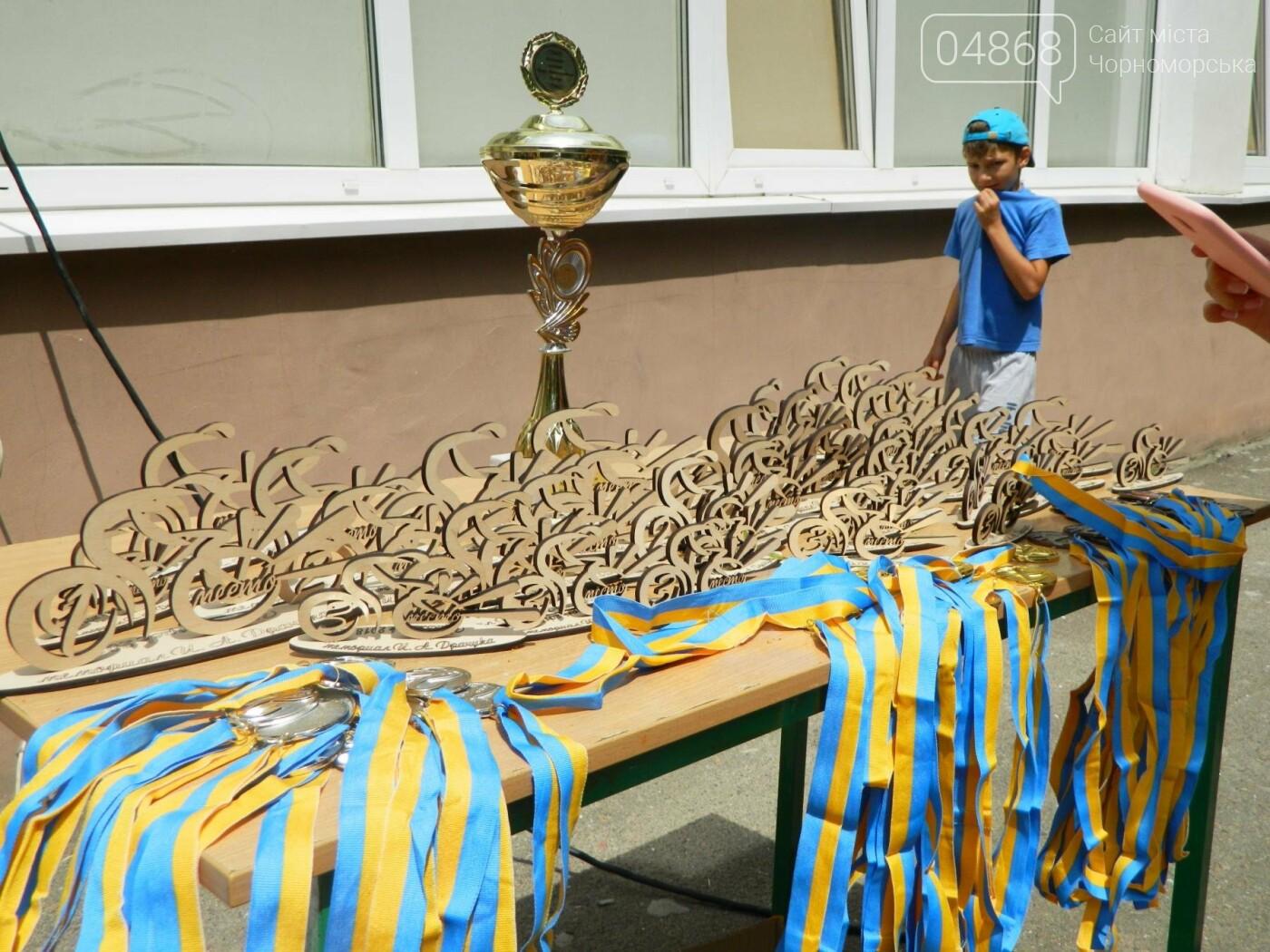 """Черноморский велоклуб """"Гелиос"""" принимает гостей, фото-5"""