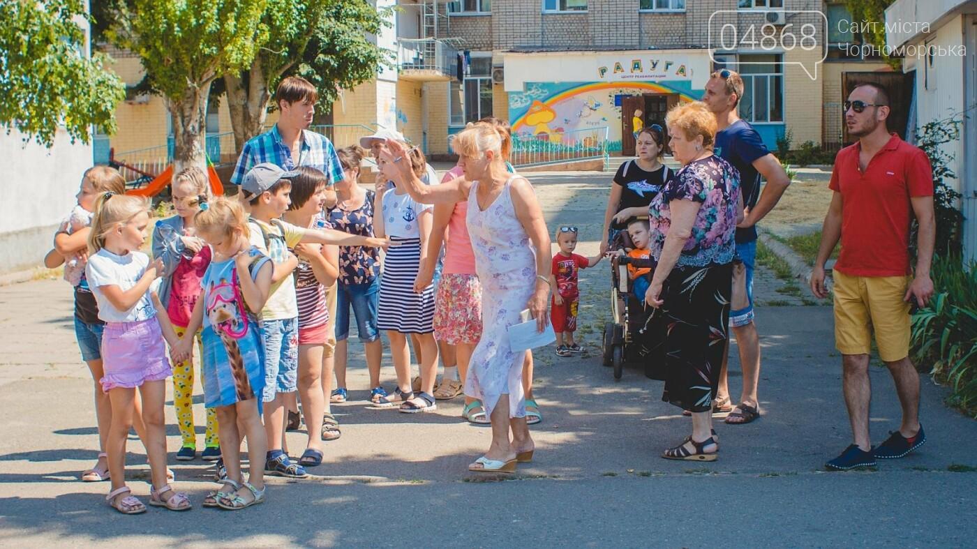 Воспитанники «Радуги» посетили соляную комнату в Черноморске, фото-6