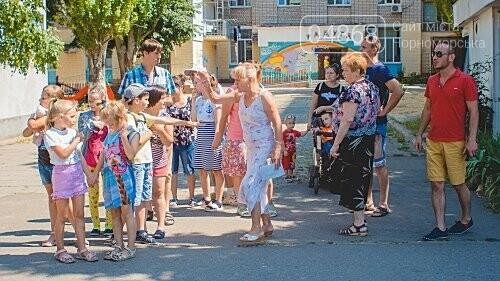 Воспитанники «Радуги» посетили соляную комнату в Черноморске, фото-1