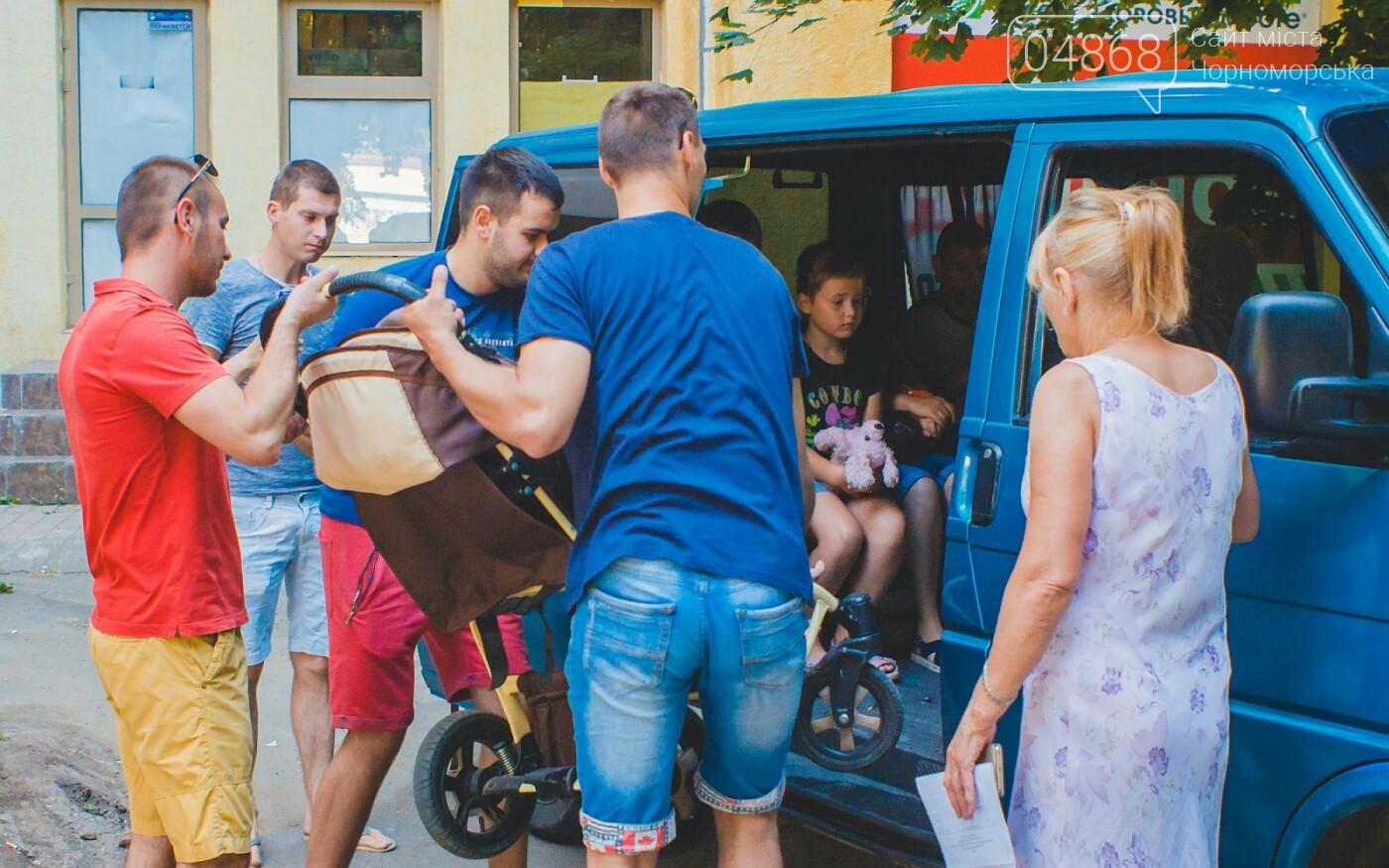 Воспитанники «Радуги» посетили соляную комнату в Черноморске, фото-7