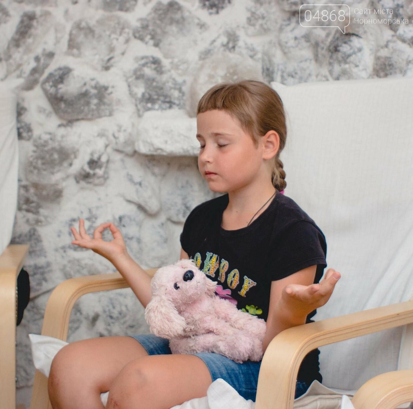 Воспитанники «Радуги» посетили соляную комнату в Черноморске, фото-10