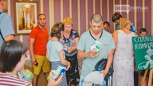 Воспитанники «Радуги» посетили соляную комнату в Черноморске, фото-4