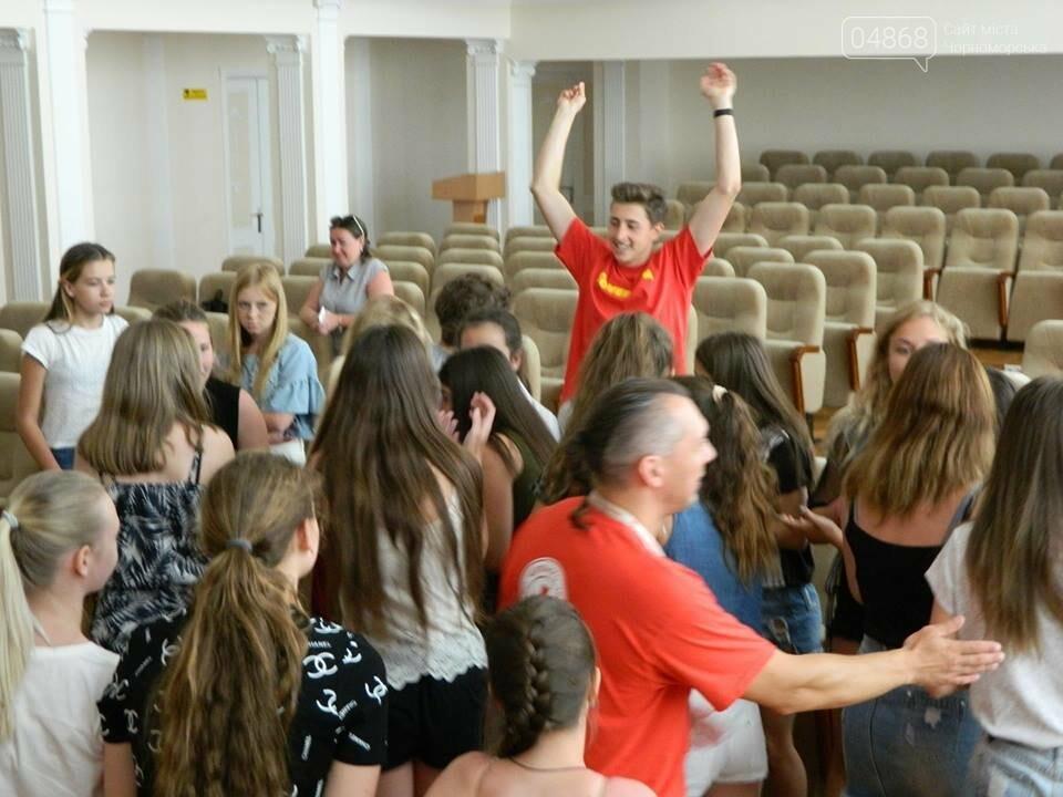 Слушатели Школы лидеров встретились с теми, кто стоит на страже здоровья в Черноморске, фото-8