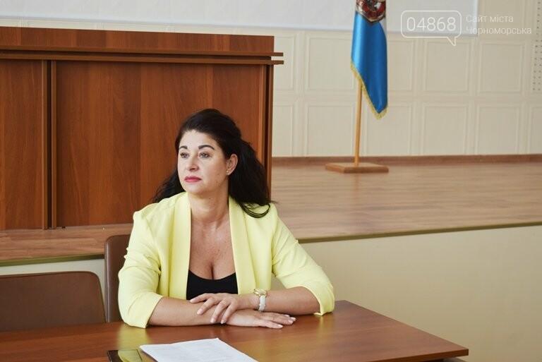Слушатели Школы лидеров встретились с теми, кто стоит на страже здоровья в Черноморске, фото-1