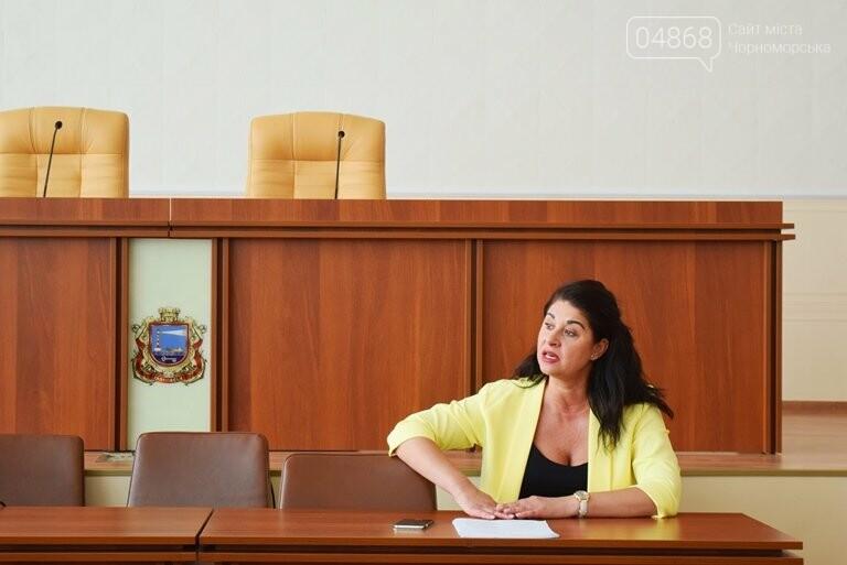 Слушатели Школы лидеров встретились с теми, кто стоит на страже здоровья в Черноморске, фото-3