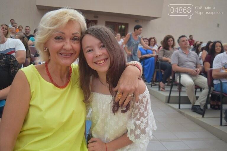 Шесть Гран-при фестиваля «Мелодии Чёрного моря», фото-2