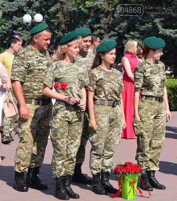 Сегодня, 22 июня, в Черноморске вспоминали, «какой ценой завоёвано счастье», фото-3
