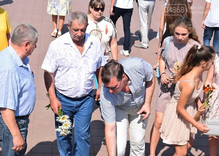 Сегодня, 22 июня, в Черноморске вспоминали, «какой ценой завоёвано счастье», фото-6