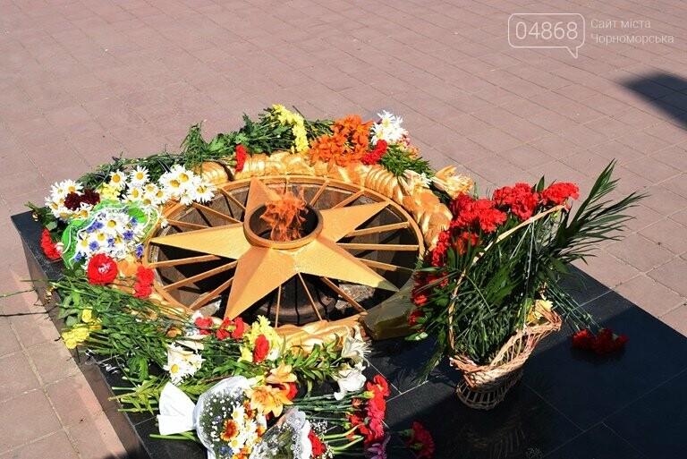 Сегодня, 22 июня, в Черноморске вспоминали, «какой ценой завоёвано счастье», фото-11