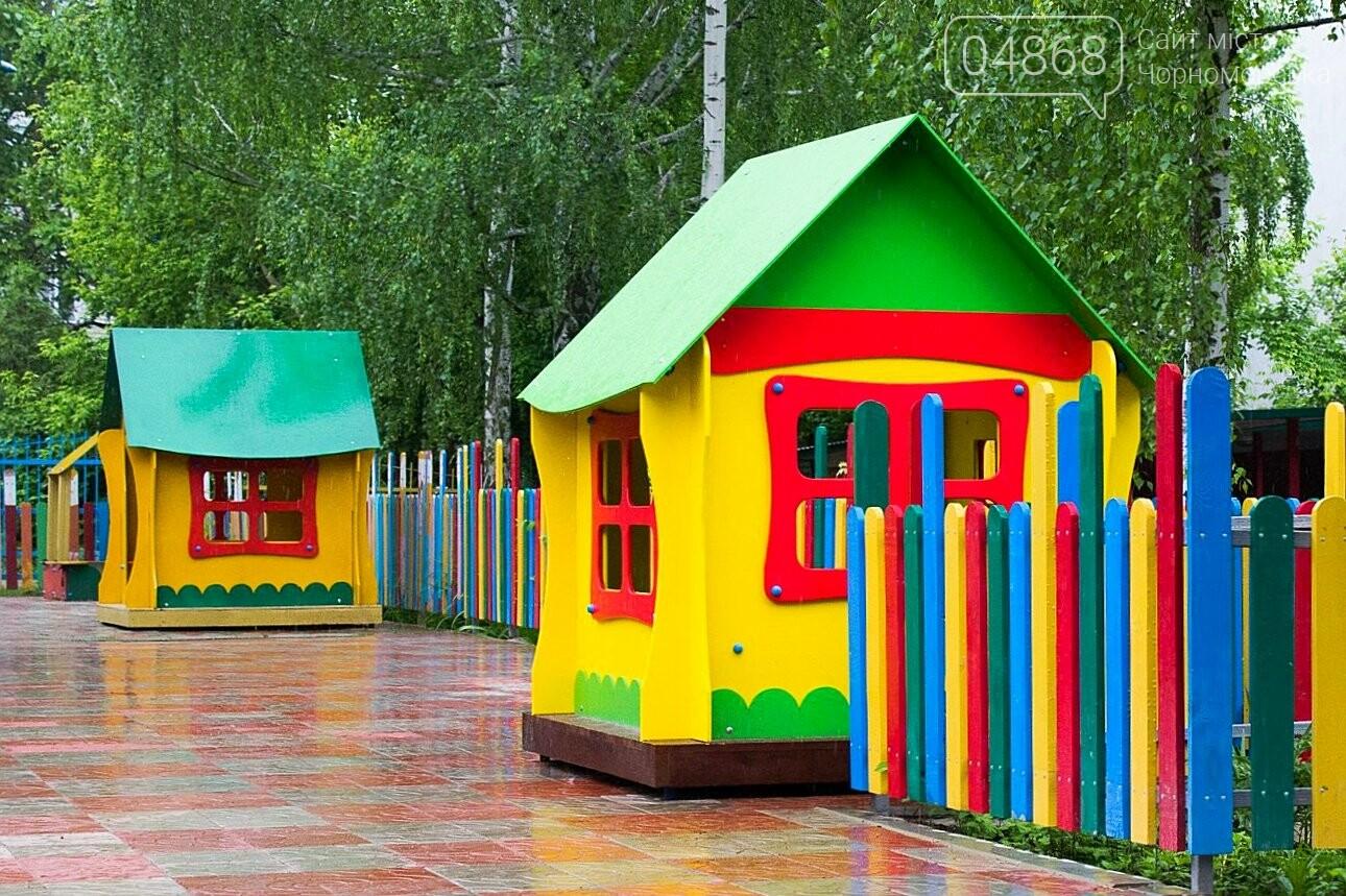 В детских садах Черноморска ведутся ремонтные работы, фото-8