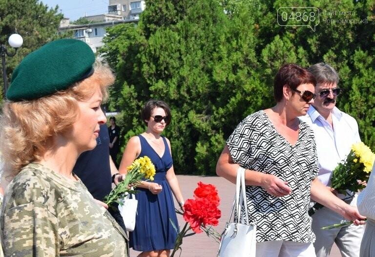 Сегодня, 22 июня, в Черноморске вспоминали, «какой ценой завоёвано счастье», фото-4