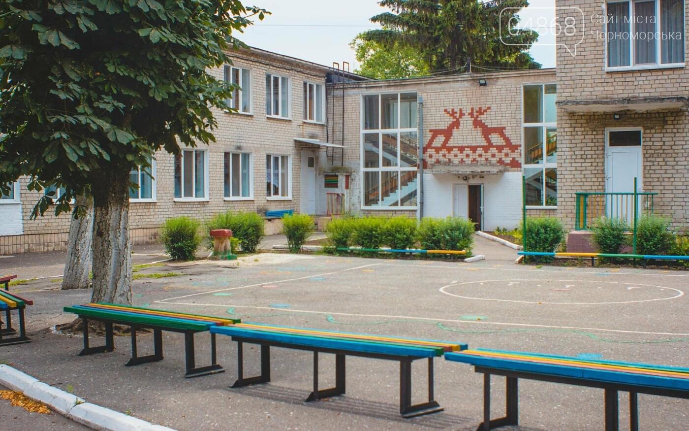 В детских садах Черноморска ведутся ремонтные работы, фото-7