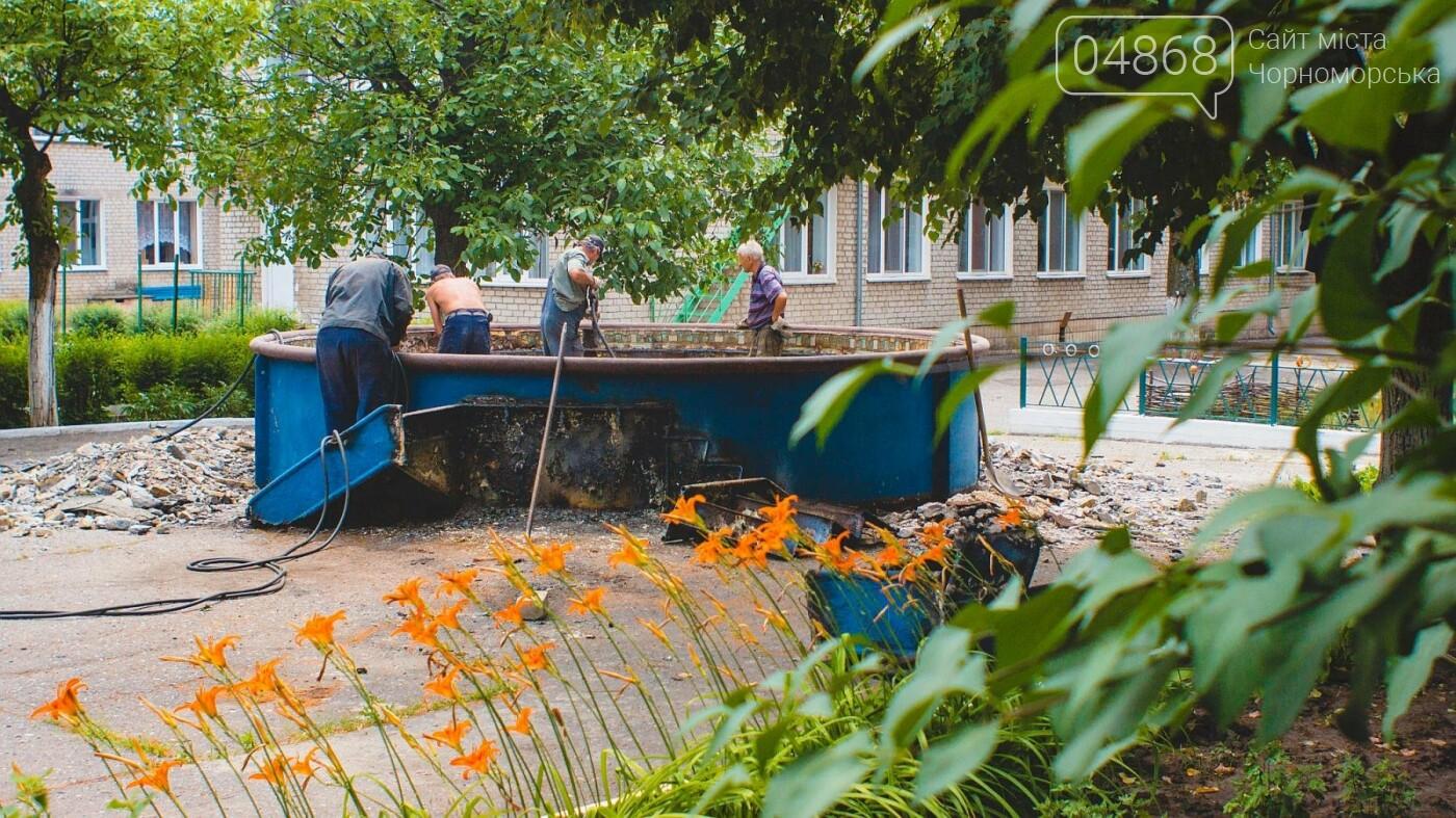 В детских садах Черноморска ведутся ремонтные работы, фото-5