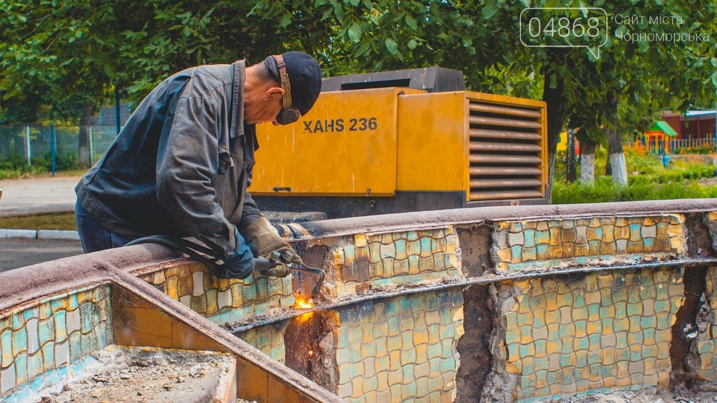 В детских садах Черноморска ведутся ремонтные работы, фото-10