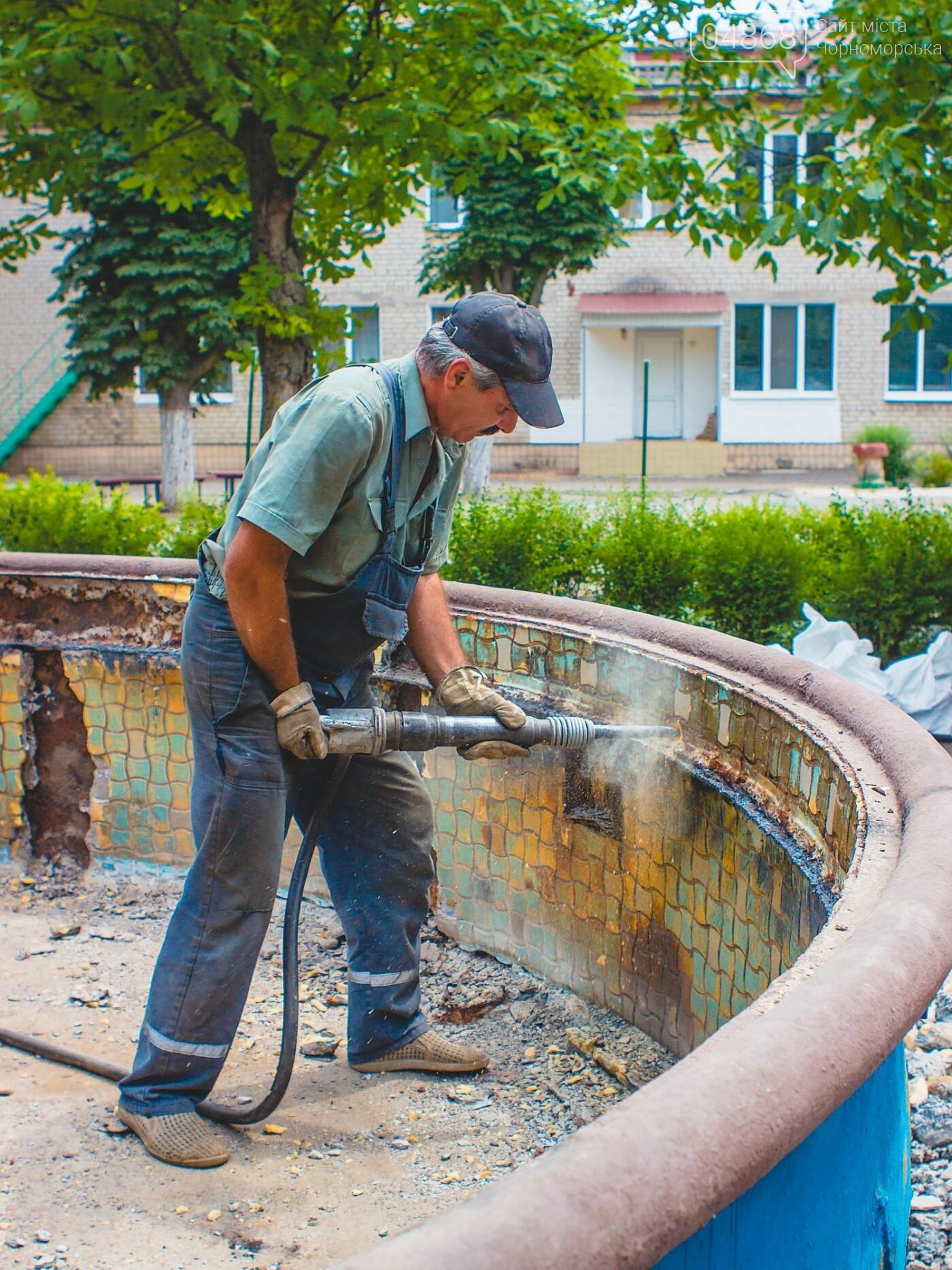 В детских садах Черноморска ведутся ремонтные работы, фото-11