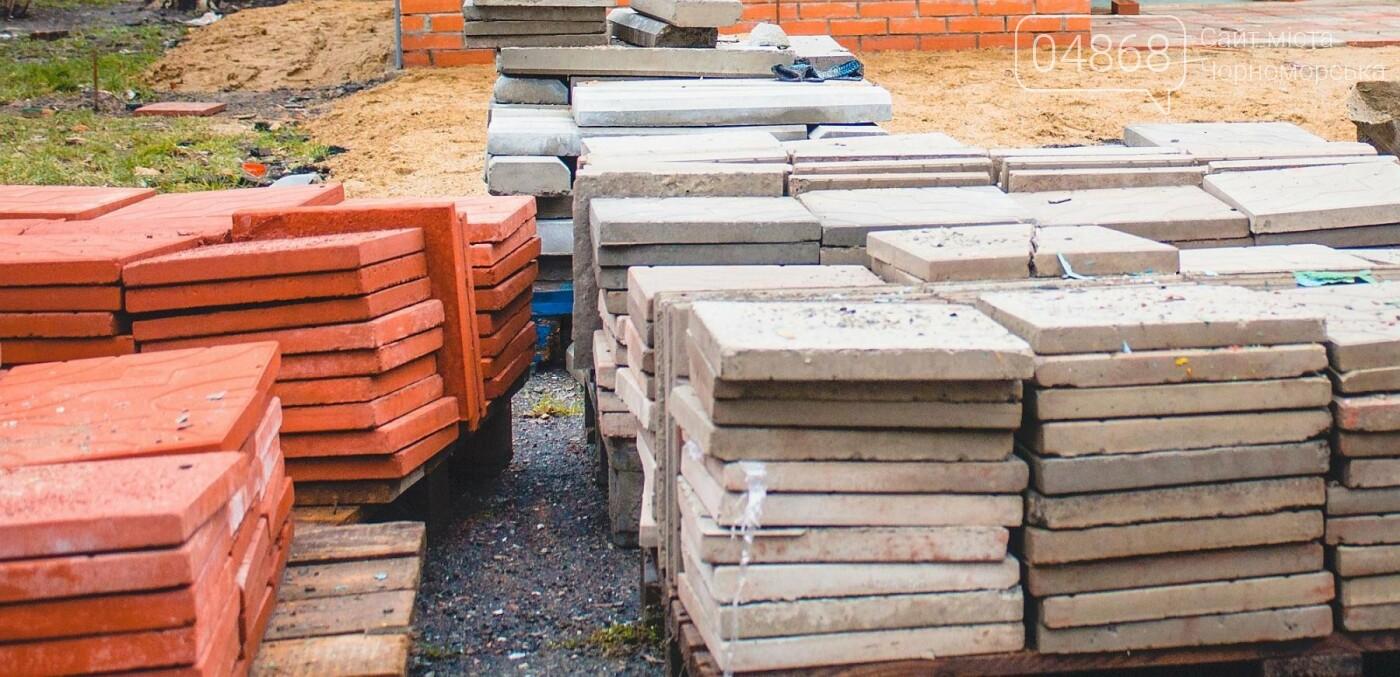 В детских садах Черноморска ведутся ремонтные работы, фото-9