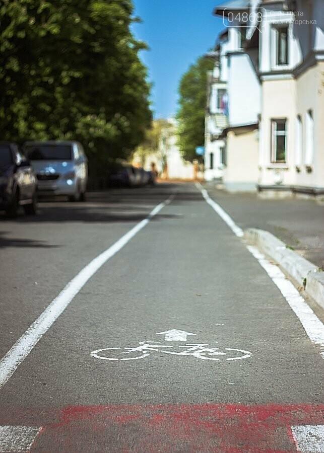 Велосипедные дорожки и полосы станут обязательными в Украине, фото-3