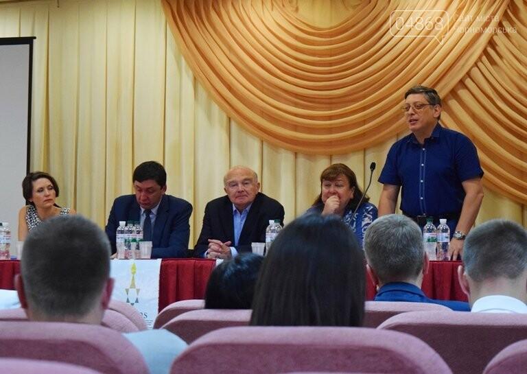 Украина – Польша: в Черноморске открылся международный форум, посвящённый трагическим событиям Холокоста, фото-11