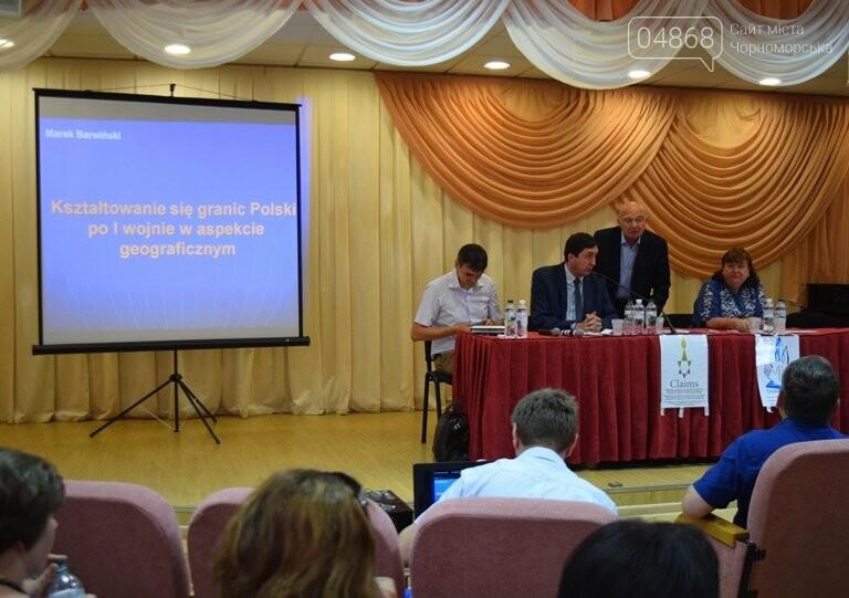 Украина – Польша: в Черноморске открылся международный форум, посвящённый трагическим событиям Холокоста, фото-6