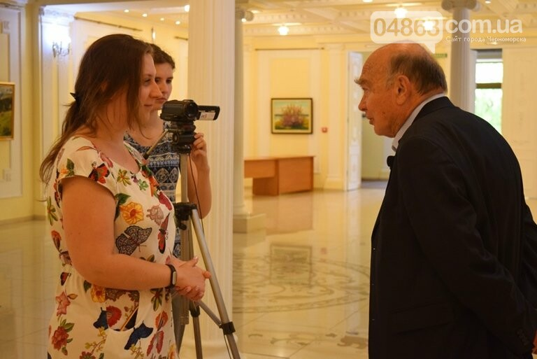 Украина – Польша: в Черноморске открылся международный форум, посвящённый трагическим событиям Холокоста, фото-14