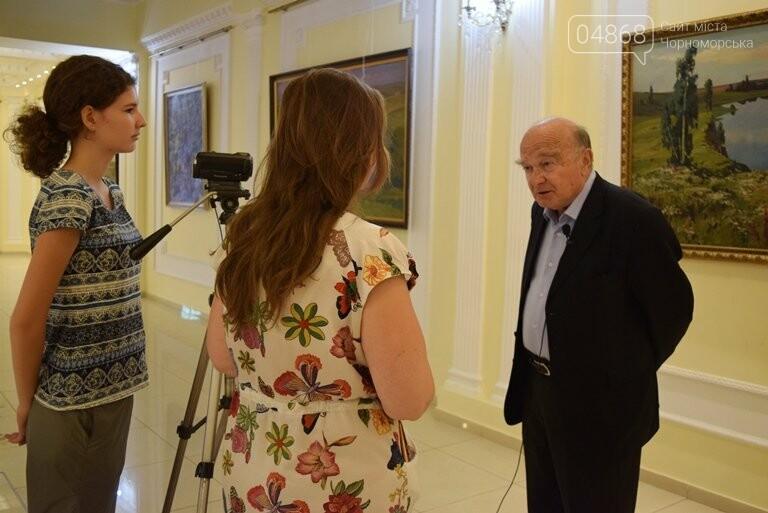 Украина – Польша: в Черноморске открылся международный форум, посвящённый трагическим событиям Холокоста, фото-15