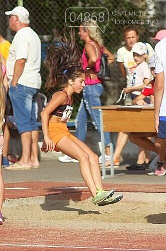 В Черноморске проходит Чемпионат города по легкой атлетике, фото-2