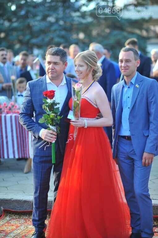 «Прощай, школа!»: в Черноморске прошёл Праздник выпускников, фото-28