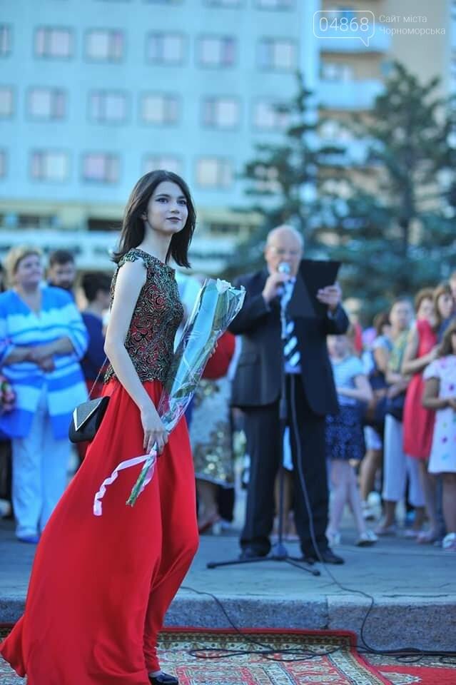 «Прощай, школа!»: в Черноморске прошёл Праздник выпускников, фото-15