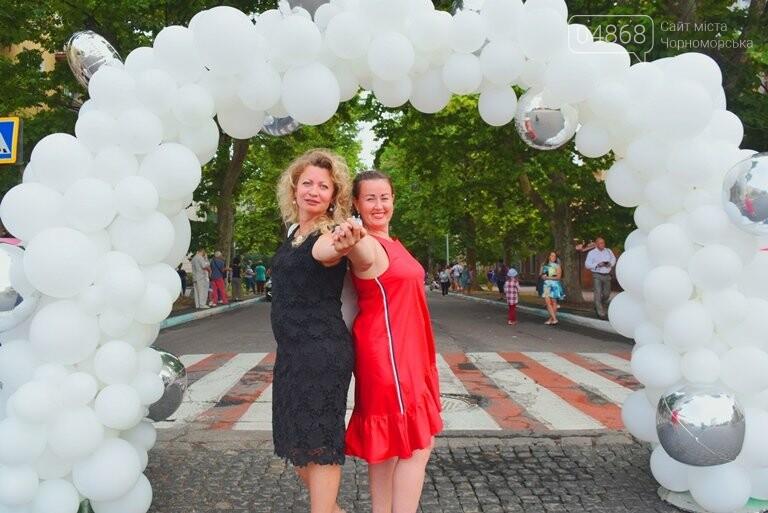 «Прощай, школа!»: в Черноморске прошёл Праздник выпускников, фото-30