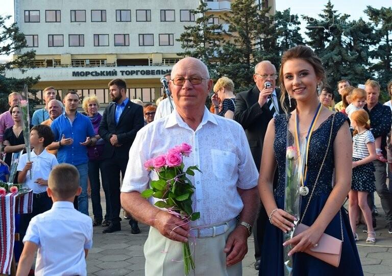 «Прощай, школа!»: в Черноморске прошёл Праздник выпускников, фото-31